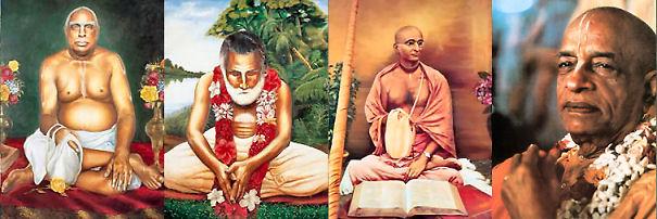 The Power of the Disciplic Succession, Guru Parampara