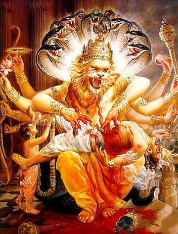 Unless you distinguish between demons and devotees you cannot progress in Krishna consciousness