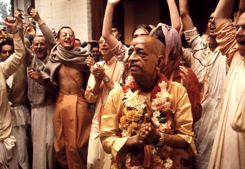 The Guru Is A Pure Devotee