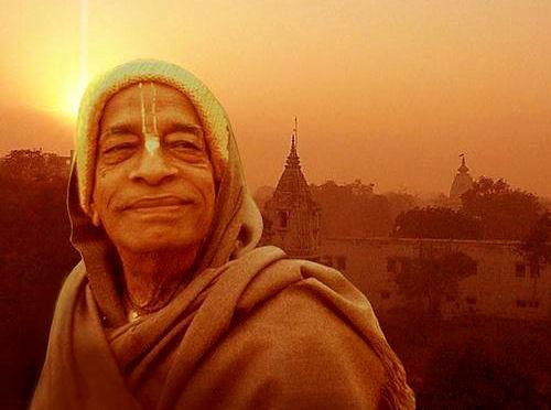 Srila Prabhupada: Dont be depressed or feel alone