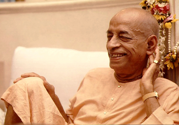 Srila Prabhupada - As God is one, similarly, guru is also one. There cannot be different gurus