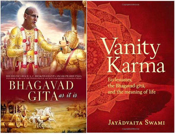 Jayadvaitas Vanity and his Karma