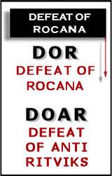DOR - Defeat Of Rocana