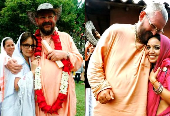 "Paramadvaiti ""Swami"" formerly Alanath alias Ulrich Harlan"