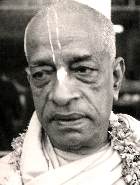 His Divine Grace A.C. Bhaktivedanta Swami Prabhupāda