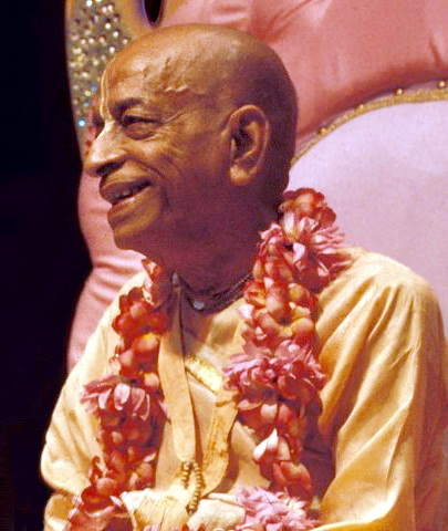 The way of devotional service in neither sentimental nor mundane