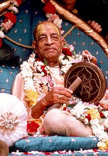 Śrīla Prabhupāda, our eternal Dīkṣā guru