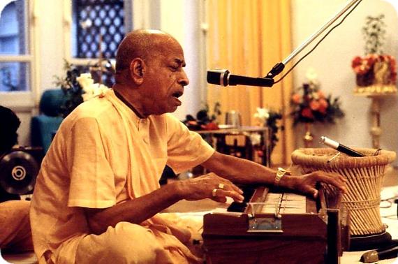 Srila Prabhupada - Transcendental Sound